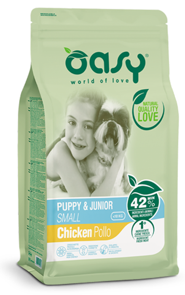 Puppy & Junior Small - OASY