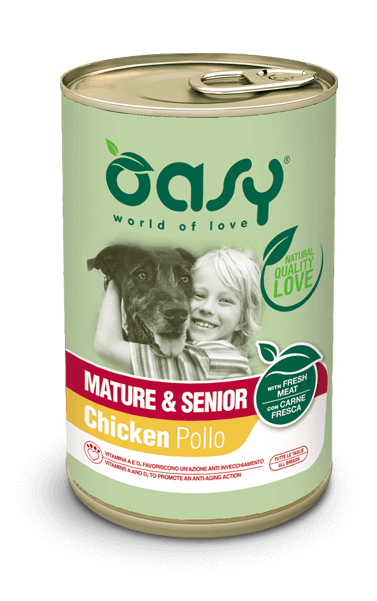 LIFESTAGE • Paté Mature & Senior Pollo