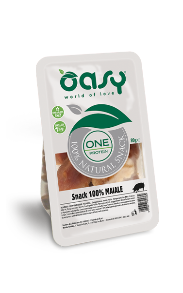 SNACK NATURALE • One Protein 100% Maiale