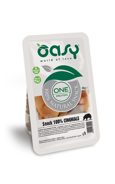 SNACK NATURALE • One Protein 100% Cinghiale
